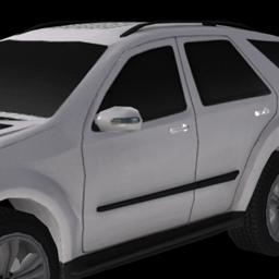 3D SUV