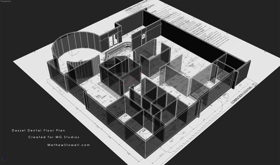 DazDental Floor Plan 3