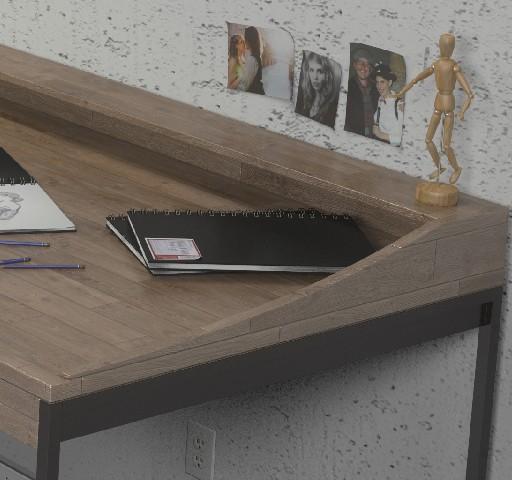 VRay Desk Scene
