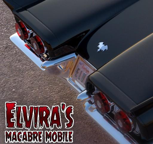 Elvira's Macabre Mobile